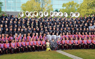 Keller Keller & Caracuzzo is a proud sponsor of the Park Vista High School Marching Band.