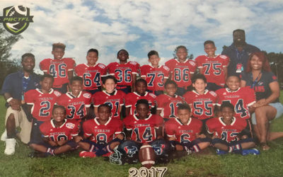 Palm Beach County Youth Football League Sponsorship