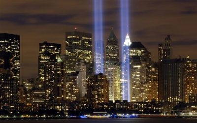 Remembering September 11th.