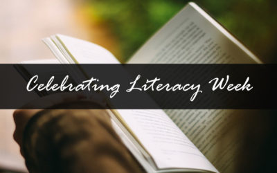 Celebrating Literacy Week at Palm Beach Gardens Elementary School